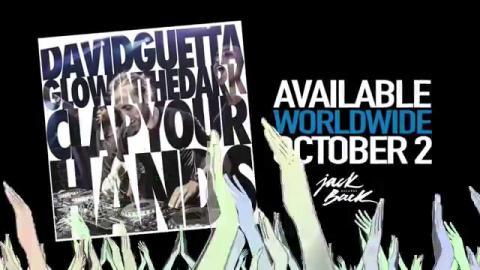 David Guetta & GLOWINTHEDARK - Clap Your Hands (teaser)
