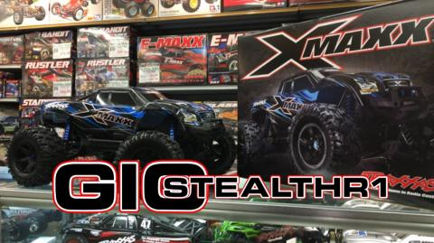 TRAXXAS XMAXX UNBOXING FIRST LOOK