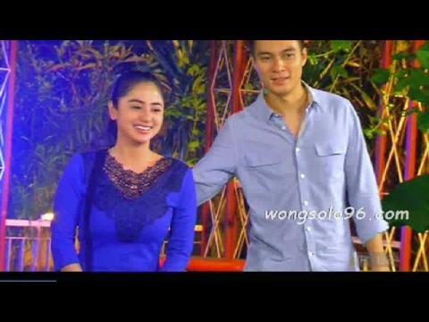 Dewi Persik dan Baim Wong di isukan terlibat cinta lokasi