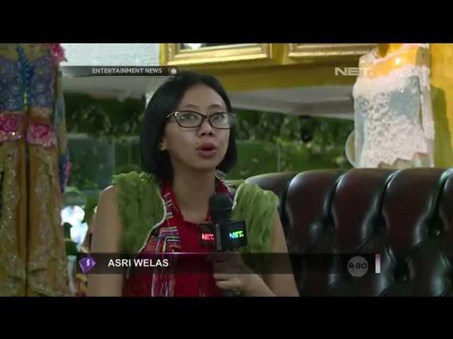 Asri Welas Sebagai Seorang Desainer