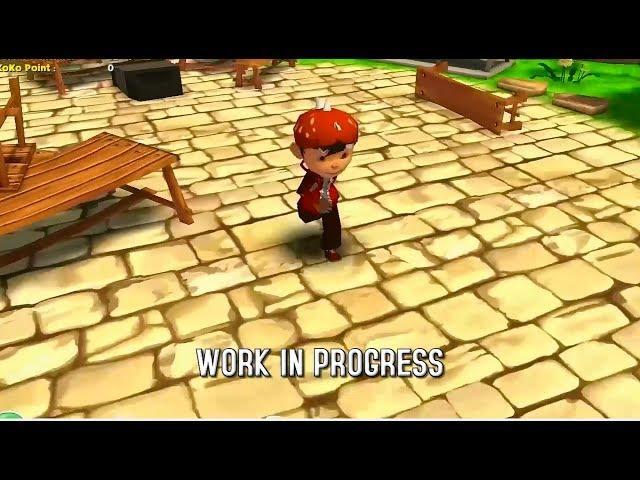 BoBoiBoy Game Teaser