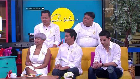Indra Bekti Menjadi Duta Yayasan Kanker Indonesia