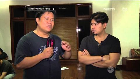 Bams Latihan Drama Musikal Berjudul Janji Toba