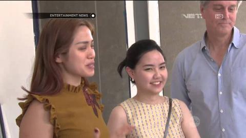 Jessica Iskandar Perlihatkan Pembangunan Rumah Barunya