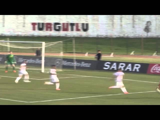 U-16 BNT vs. Turkey: Highlights - Jan. 22, 2015
