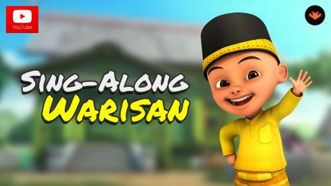 Upin & Ipin - Warisan [Sing-Along][HD]