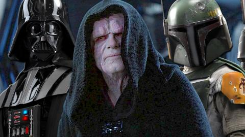 7 Best Star Wars Movie Villains
