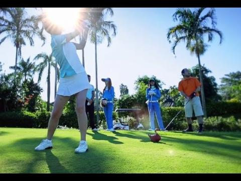 Golf Destination Wonderful Indonesia