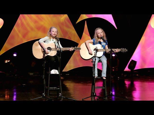 Abby and Sarah Perform a Sam Smith Medley