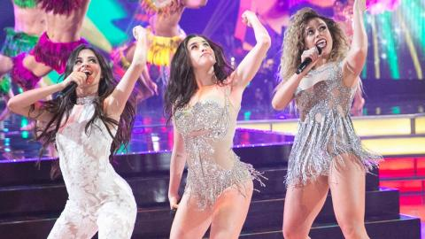 "Fifth Harmony Debut ""All In My Head (FLEX)"" on DWTS Finale - Camila's Outfit Sparking Solo Rumors?"