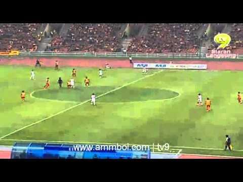 Nazmi Faiz Kad Merah | Selangor vs Kelantan 19 Ogos 2015