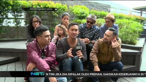 Tora Sudiro, Mieke Amalia, Indra Birowo, Aming, dan Ronal Reuni