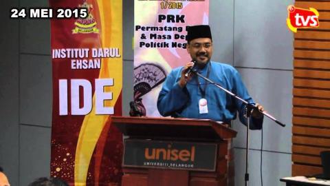 Mahathir bantu PKR menang di Permatang Pauh [Part 5]