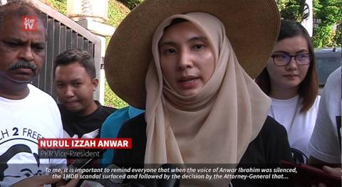 Free Anwar expedition kicks off