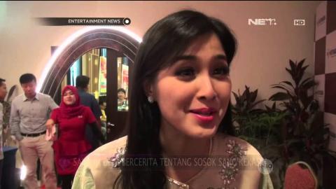 Sandra Dewi Bercerita Tentang Sosok sang Kekasih