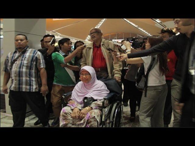 Misi 'C4 yourself' , PAS bawa ibu Sirul ke Australia