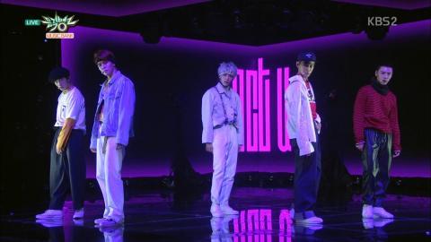 NCT U_'일곱 번째 감각 (The 7th Sense)'_KBS MUSIC BANK_2016.04.22