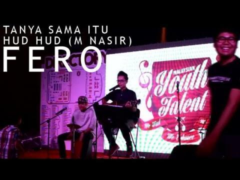 Vendeur Festival | Fero - Tanya Sama Itu Hud Hud (LIVE Acoustic)