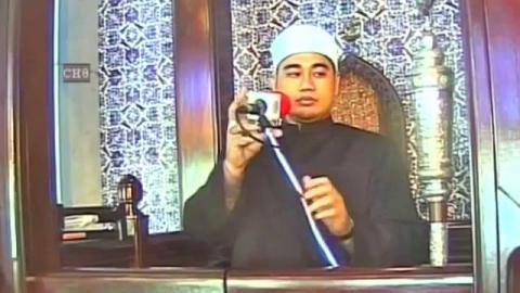 Rakaman Khutbah Jumaat Masjid Negeri Selangor - 260615