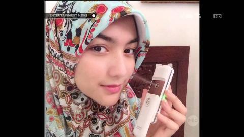 Tutorial Hijab ala Citra Kirana