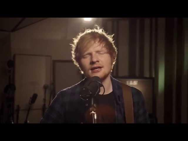 Ed sheeran thinking out loud x acoustic session