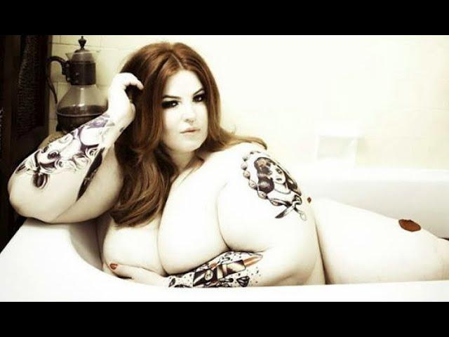 WTF! Instagram Model Tess Holliday Gets Harassed Over Weight!