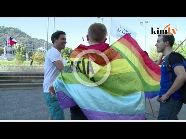 Chile approves same-sex civil unions