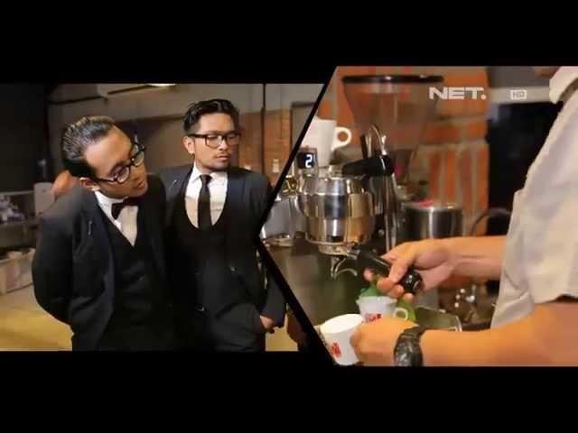Latte Art Challenge Buat Danang Darto