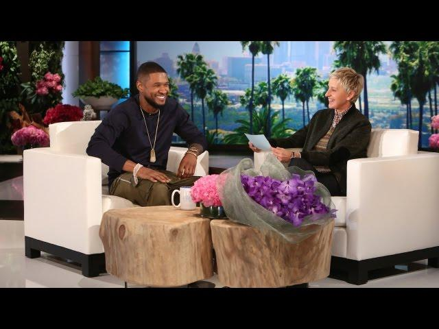 Usher on His New Music