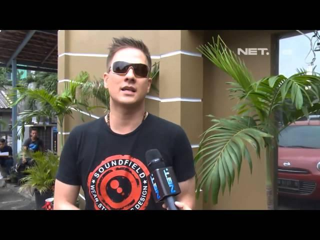 Entertainment News - Bertrand Antolin mengaku tidak pilih kerjaan