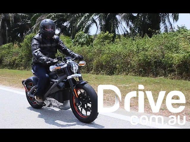 Harley-Davidson's electric Livewire Review | Drive.com.au