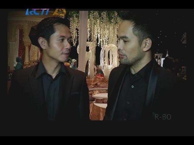 Kehadiran Dude Herlino & Teuku wisnu di Resepsi Oki Setiana Dewi berikan banyak pelajaran bg Dude
