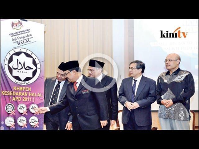 Sijil halal Malaysia diiktiraf terbaik di dunia