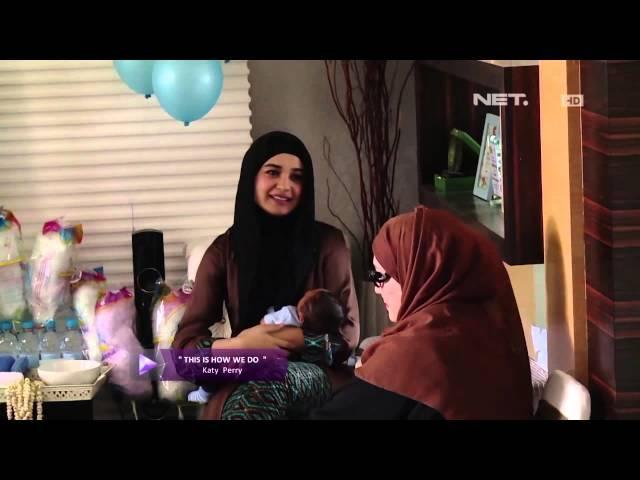 Meski Repot Mengurus Anak, Shireen Sungkar Tetap Berusaha Selesaikan Kuliahnya