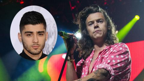Harry Styles Jokes About Zayn & Directioners Are Not Having It