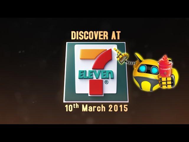 BoBoiBoy 7 Eleven Teaser