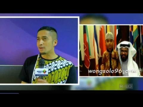 Musa julukan Anak Ajaib wakilkan Indonesia ikuti lomba Qur'an di Mesir