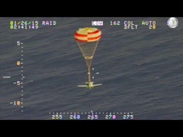 Pesawat bermasalah mendarat cemas di lautan Pasifik