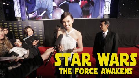 JinnyboyTV Hangouts - Star Wars: The Force Awakens