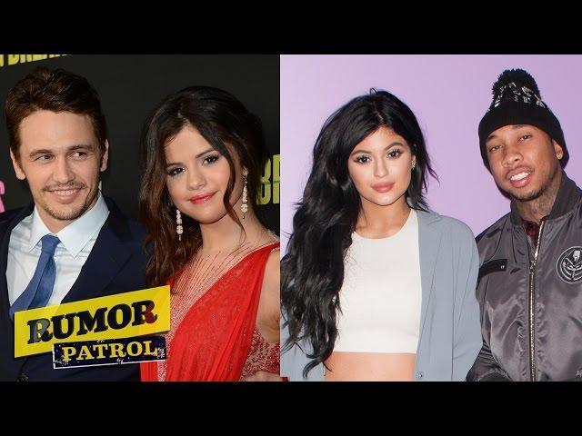 Selena Gomez Love Triangle W/ Zedd & James Franco? Kylie Jenner & Tyga Moving In? Rumor Patrol!