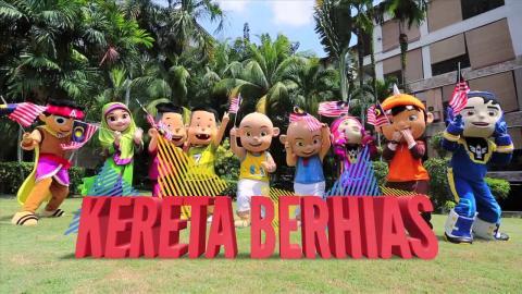 Promo Perarakan Animasi Hari Kebangsaan 2015