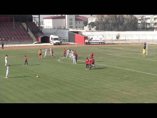 U-16 BNT vs. Norway: Highlights - Jan. 20, 2015