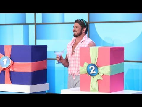 What's in the Box? Speedos!