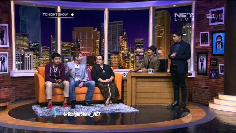 Ibnu Jamil dan Produser film Jendral Sudirman
