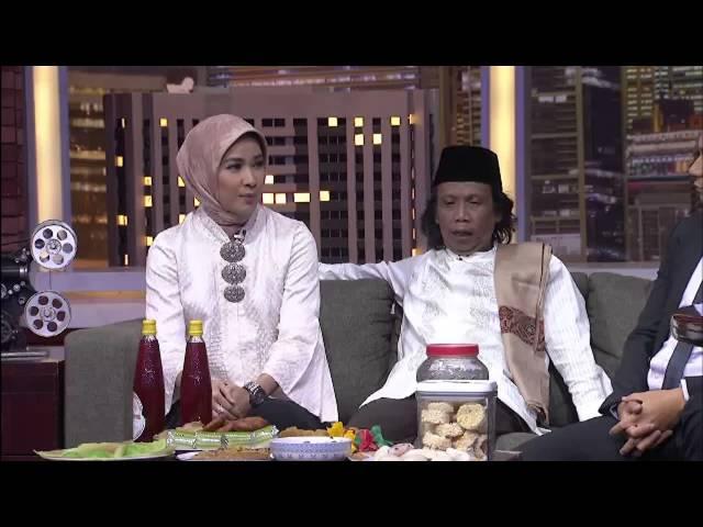 Bang Mandra dan Alya Rohali Cerita Mainan Betawi