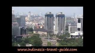 JAKARTA TOURISM -  Indonesia Tourism -  National Monument Monas