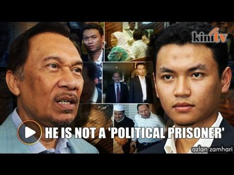 Saiful: Stop with the lies