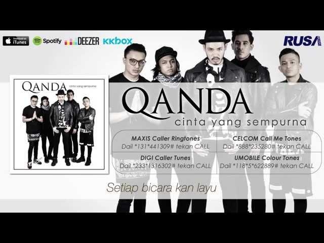 Qanda - Cinta Yang Sempurna [Official Music Audio]