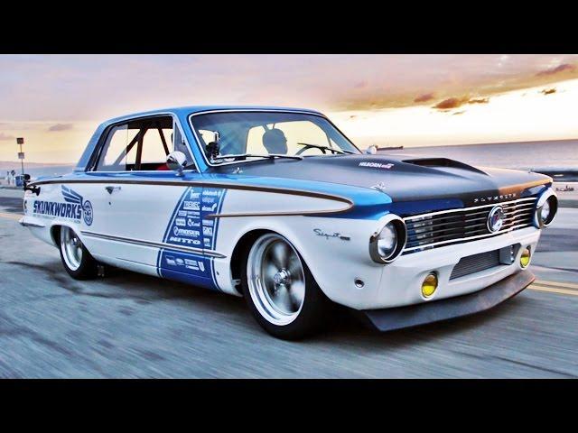1,225 Horsepower Engine: 711 ci Sonny Leonard Chevy Hemi! - Hot Rod Garage Ep. 12