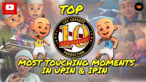 Upin & Ipin Top 10 - Most Touching Moments in Upin & Ipin Series